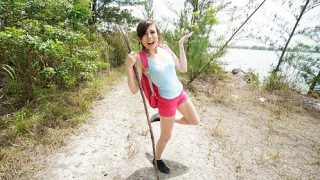 Bang – Becca Pierce Likes To Get Lost On Hikes And Suck Cock