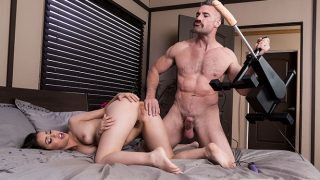 HerLimit – Russian whore destroyed in brutal anal sex