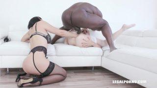 LegalPorno – Kinky fisting and fucking for Rebecca Sharon IV328