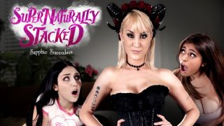 GirlsWay – Supernaturally Stacked Sapphic Succubus