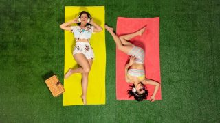 WhenGirlsPlay – Hers And Hers Picnic