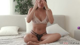 SheWillCheat – Luna Star fucks a handsome stranger while her hubby is away