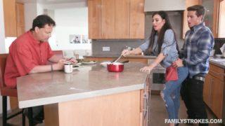 FamilyStrokes – Eggs And Bacon Boning