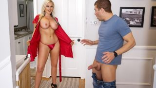 Brazzers – But Her Mom Will